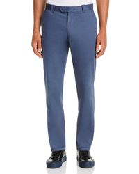 Bloomingdale's Tailored Fit Chinos - Blue