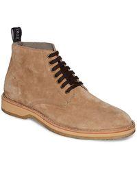 AllSaints - Mathias Lace Up Boots - Lyst