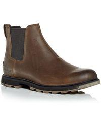 Sorel Madson Ii Waterproof Chelsea Boots - Brown