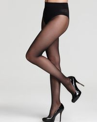 Wolford - Tummy Control 20 Sheer Tights - Lyst