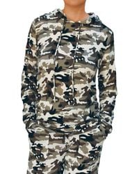 Billy T Chill With Me Camo Sweatshirt - Multicolour