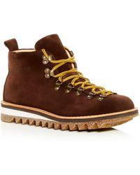Suede Sport Men's Boots Men's Suede Boots Sport Brown ymOvN8nP0w