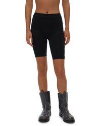Helmut Lang Bike Shorts - Black