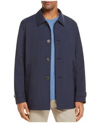 Brooks Brothers - Twill Trench Shirt Jacket - Lyst