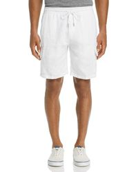 Vilebrequin Solid Drawstring Shorts - White