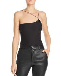 Alix - Kane Asymmetric Bodysuit - Lyst