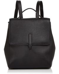 Karen Walker | Arrow Mini Leather Backpack | Lyst