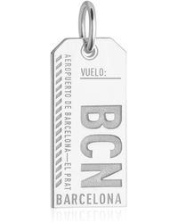 Jet Set Candy - Spain Bcn Luggage Tag Charm - Lyst