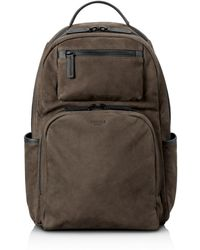 Shinola - Nubuck Utility Backpack - Lyst