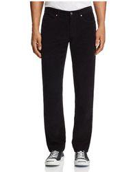 Joe's Jeans - Corduroy Five-pocket Slim Fit Trousers - Lyst