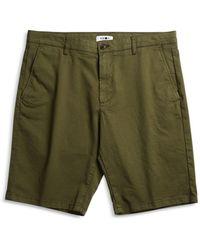 NN07 Crown Shorts - Green