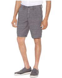 John Varvatos - Regular Fit Shorts - Lyst