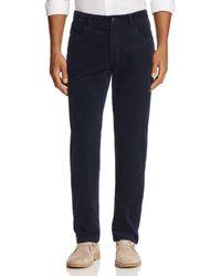 Bloomingdale's - Corduroy Tailored Fit Pants - Lyst