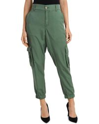 Vince Camuto Cargo Pants - Green
