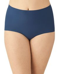 Wacoal Flawless Comfort Brief - Blue