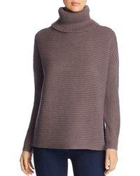 Vero Moda - Sayla Turtleneck Sweater - Lyst