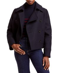 Vanessa Bruno Stuart Double Breasted Jacket - Black