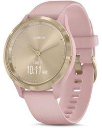 Garmin - Vivomove 3s Hidden Color Touchscreen Hybrid Smartwatch - Lyst
