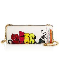 Marc Jacobs - New York Magazine® X The Mag Bag Embellished Crossbody - Lyst