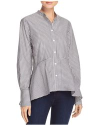 French Connection - Summer Striped Shirt - Lyst