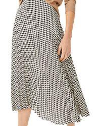 Hobbs Evianna Midi Skirt - Multicolour