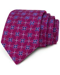 Ted Baker - Connecting Circles Classic Tie - Lyst
