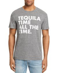 Chaser - Tequila Time Tee - Lyst