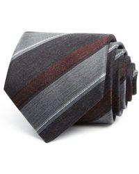 John Varvatos - Multi Stripe Classic Tie - Lyst