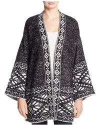 Cupcakes And Cashmere - Sola Bell Sleeve Cardigan - Lyst
