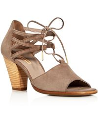 Paul Green - Marsha Ankle Tie High Heel Sandals - Lyst