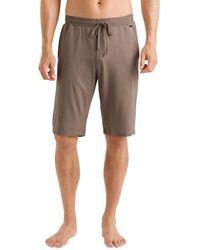 Hanro Casual Drawstring Shorts - Multicolour