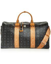 MCM Traveller Visetos Weekender 50 (black) Weekender/overnight Luggage