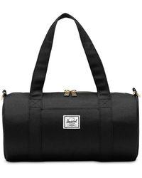 Herschel Supply Co. Sutton Mini Duffel Bag - Black