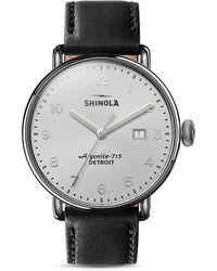 Shinola Canfield Watch - Multicolour