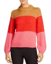 Vero Moda Colour - Block Jumper - Pink