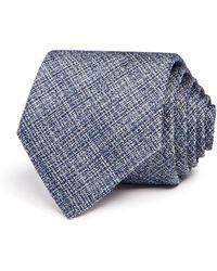 John Varvatos | Brushed Classic Tie | Lyst