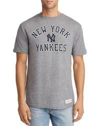 Mitchell & Ness - Yankees Tee - Lyst