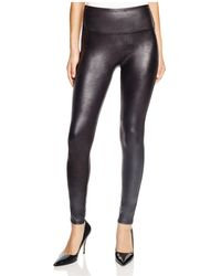 Spanx | Faux Leather Leggings | Lyst