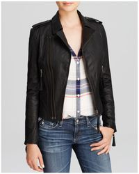 Joie - Jacket - Ailey Leather Moto - Lyst