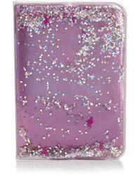 Skinnydip London - Glitter Notebook - Lyst