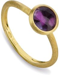 Marco Bicego - Amethyst Stackable Jaipur Ring - Lyst
