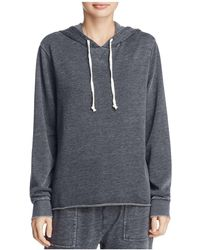 Alternative Apparel - Day Off Hooded Sweatshirt - Lyst
