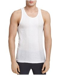 2xist 2(x)ist Ribbed Tank - White