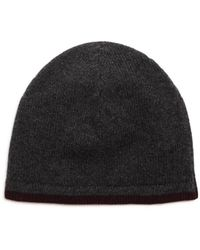 Bloomingdale's - Solid Cashmere Skull Cap - Lyst