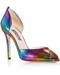 SJP by Sarah Jessica Parker Women's Gala High - Heel Sandals - Multicolour