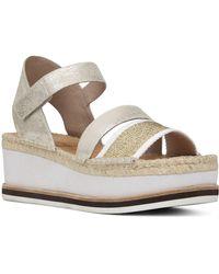 Donald J Pliner - Women's Anie Platform Wedge Sandals - Lyst