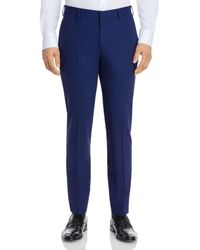 Theory - Zaine Good Wool Extra Slim Suit Pants - Lyst