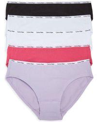 Calvin Klein - Signature Bikinis - Lyst