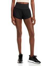 Free People Fp Movement By Game Time Shorts - Black