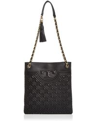 Tory Burch - Fleming Swingpack Leather Crossbody - Lyst